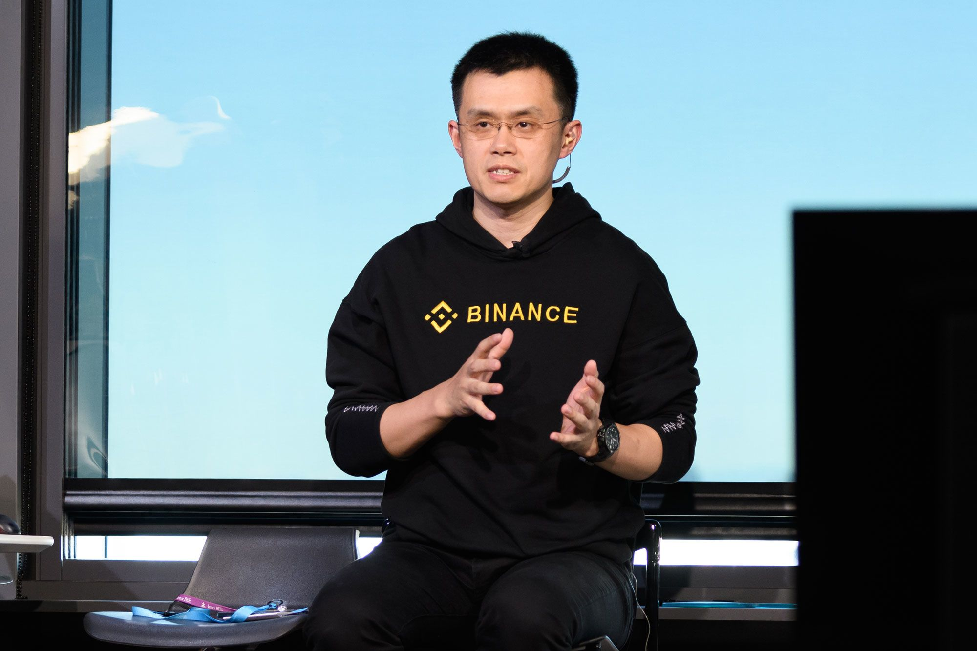 Binance ceo Zhao
