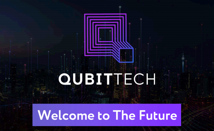 QubitTech passive income